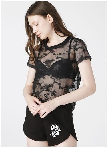 Black On Black Black On Black T-Shirt Siyah